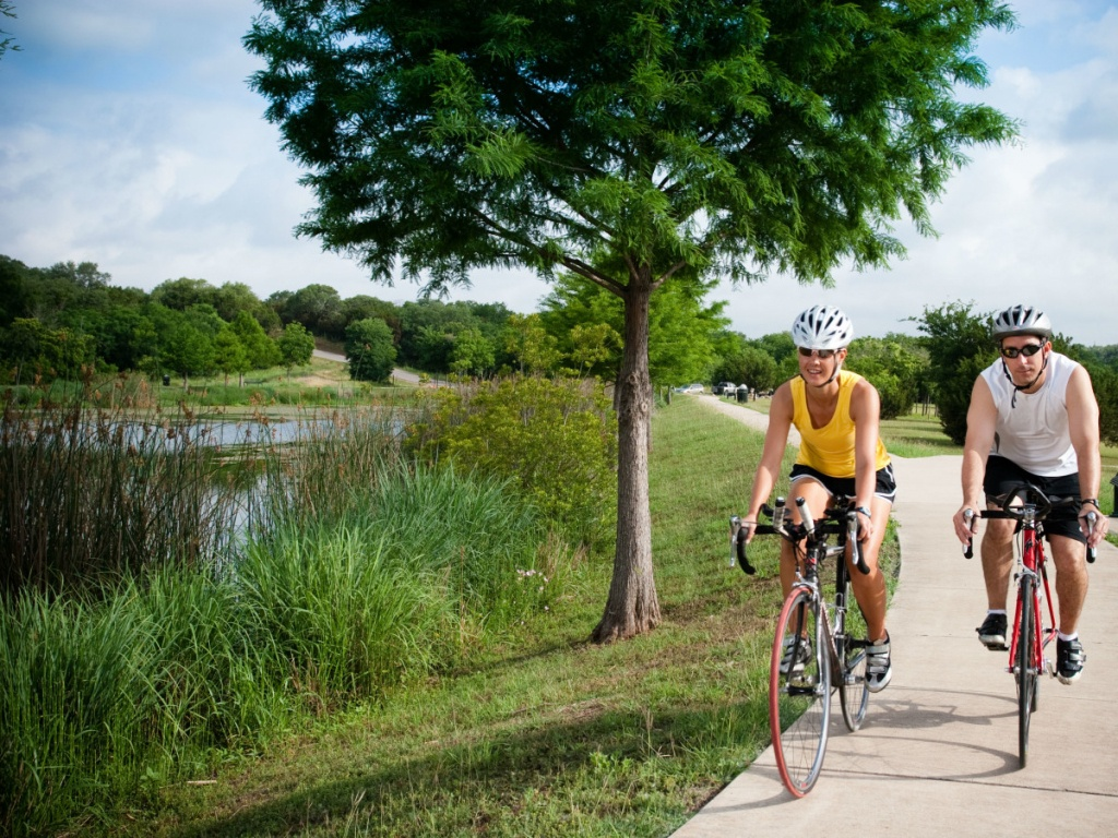 10 Best Biking Trails To Explore In Austin And Beyond - Culturemap - Austin Texas Bike Map