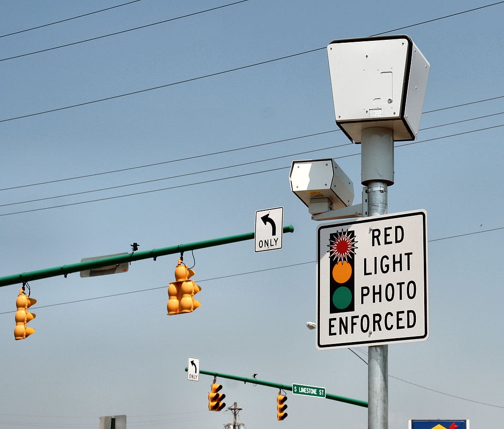 10 Facts To Know About Red Light Cameras In California - The News Wheel - Red Light Camera California Map