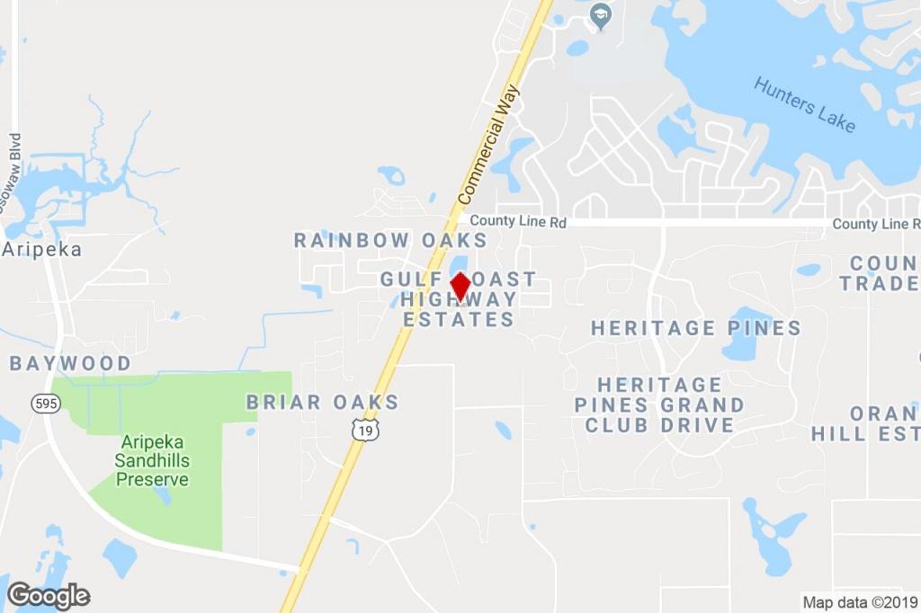 10630 Harris Loop, Hudson, Fl, 34667 - Property For Lease On Loopnet - Google Maps Hudson Florida