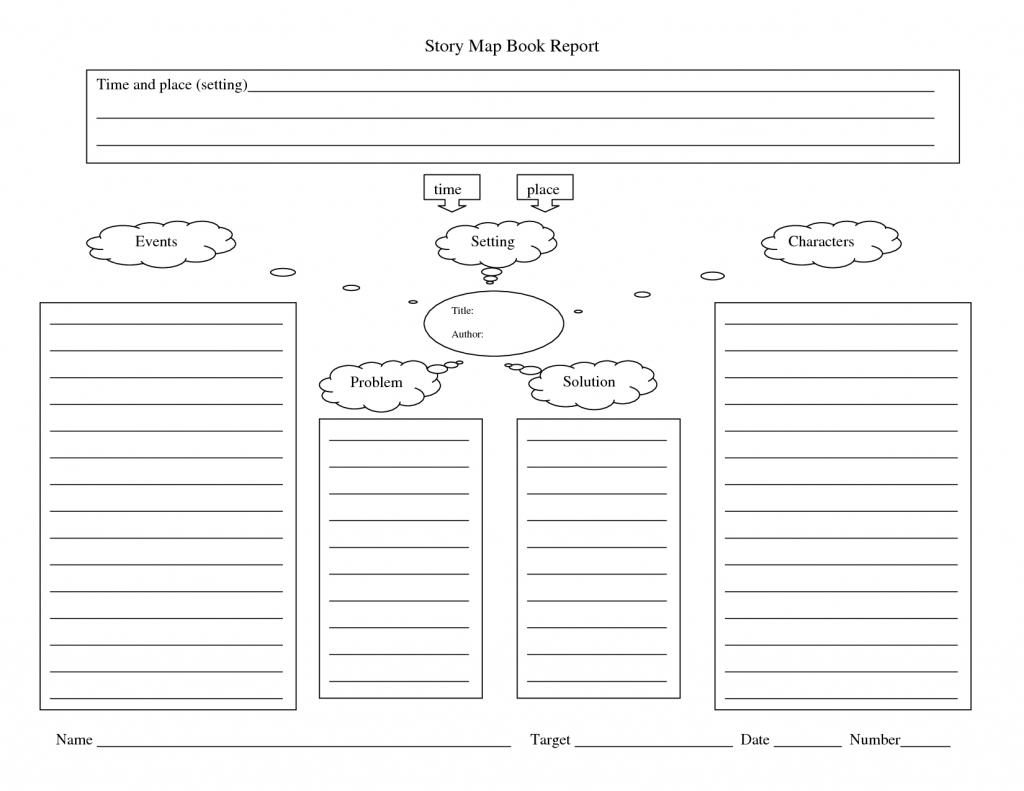 11 Printable Mind Map Graphic Organizer Images - Printable Web - Printable Character Map