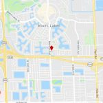 13905 Nw 67 Ave, Miami Lakes, Fl, 33014   Strip Center Property For   Miami Lakes Florida Map