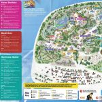 2007Parkmap Six Flags America Map 5   World Wide Maps   Six Flags Great America Printable Park Map