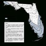 2010 Wind Maps   Florida Wind Speed Map