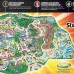 2011Map Six Flags Great America Map 0   World Wide Maps   Six Flags Great America Printable Park Map