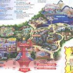 2013 Disneyland Adventure Park Map   Disney's California Adventure   California Adventure Map 2017