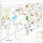 2018 19 Pdf Map   Transportation And Parking Services Transportation   Map Of Gainesville Florida Area