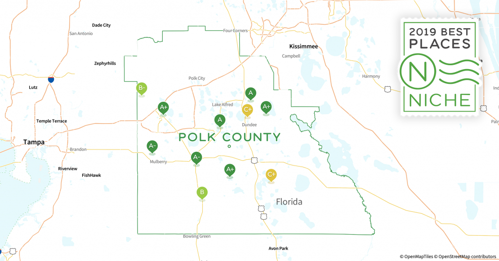 2019 Safe Places To Live In Polk County, Fl - Niche - Orange County Florida Crime Map
