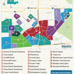 2019 Update: Guide To Katy Neighborhood, Real Estate & Homes For Sale   Katy Texas Map