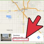 3 Ways To Get Latitude And Longitude From Google Maps – Wikihow   Fresno California Google Maps
