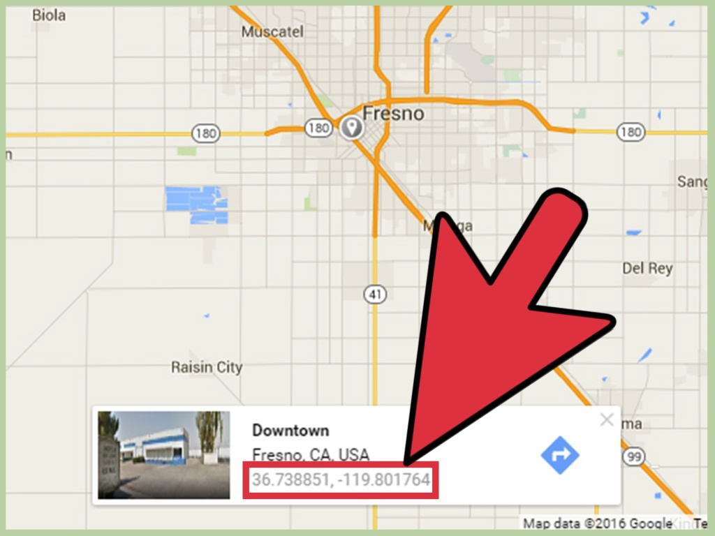 3 Ways To Get Latitude And Longitude From Google Maps – Wikihow - Fresno California Google Maps