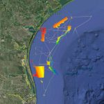 3D Galveston Texas Offshore   Strikelines Fishing Charts   Texas Offshore Fishing Maps