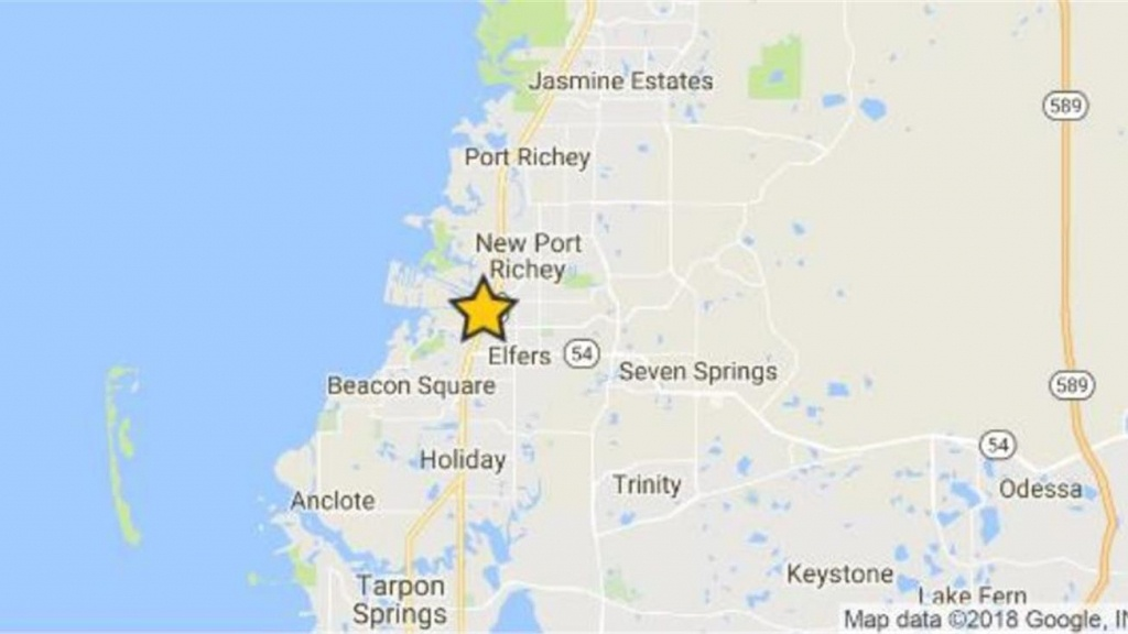4819 Us Highway 19, Port Richey, Fl 34652 - Office Property For Sale - Google Maps Port Richey Florida