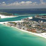 5 Emerald Coast Beaches With Sugar White Sand | Visit Florida   Emerald Coast Florida Map