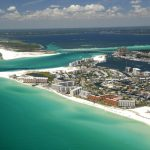 5 Emerald Coast Beaches With Sugar White Sand | Visit Florida   Emerald Island Florida Map