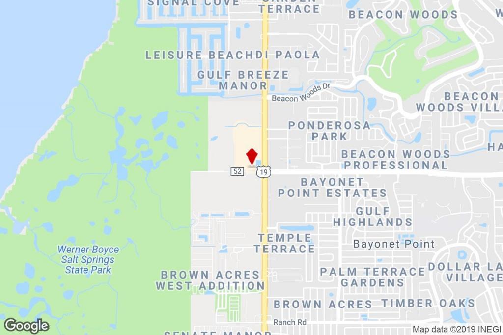6901 State Road 52, Hudson, Fl, 34667 - Bank Property For Sale On - Google Maps Hudson Florida