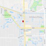 7251 7291 N State Road 7, Parkland, Fl, 33073   Storefront Retail   Parkland Florida Map