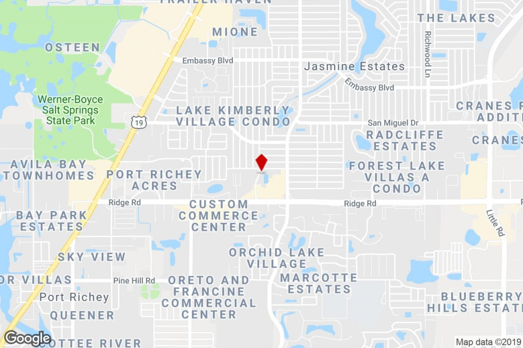 8640 Sterling Ln, Port Richey, Fl, 34668 - Property For Sale On - Google Maps Port Richey Florida