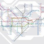 A Guide To Alternative London Tube Maps | Londonist   Printable London Tube Map Pdf