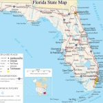 A Large Detailed Map Of Florida State | For The Classroom In 2019   Davenport Florida Map