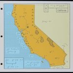 A Map Of California For The Blind | Kcet   California State Prisons Map