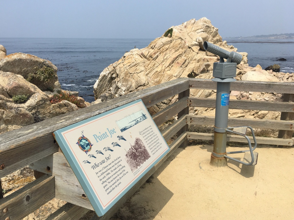 A Tour Of The 17 Stops On 17-Mile Drive - 17 Mile Drive California Map