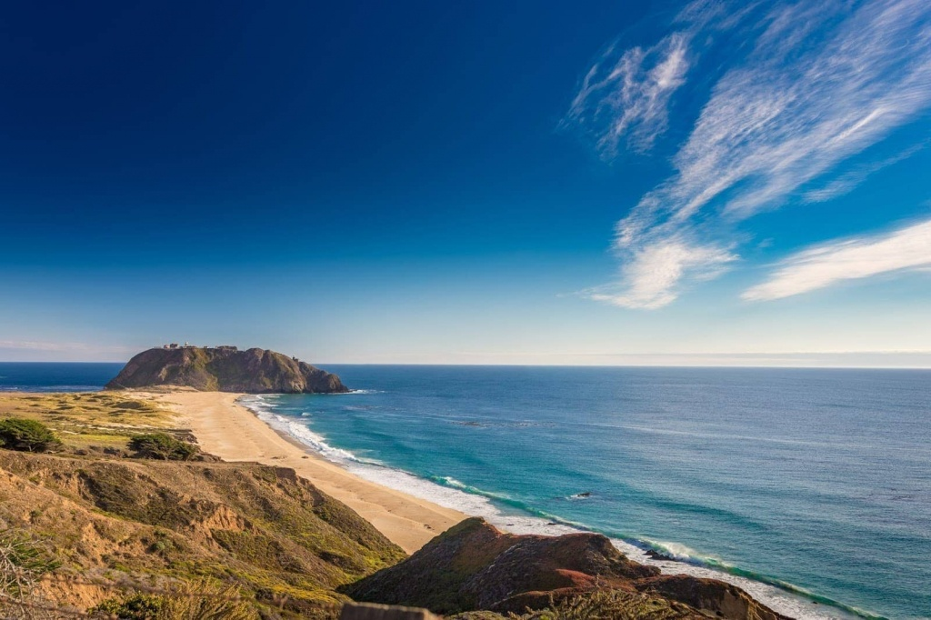 A Two Week California Road Trip Itinerary - Finding The Universe - Best California Road Trip Map