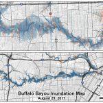 Addicks And Barker Potential Flood Maps   Clear Lake Texas Flood Map