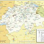 Adelboden Switzerland Map |  Map Of Switzerland Cities And Towns   Printable Map Of Switzerland
