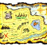 Adventure Map Clipart Printable Treasure Maps For Kids In   Clipartpost   Free Printable Pirate Maps