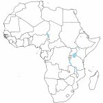Africa Blank Political Map   Maplewebandpc   Printable Political Map Of Africa