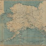 Alaska Maps   Perry Castañeda Map Collection   Ut Library Online   Printable Map Of Alaska With Cities And Towns