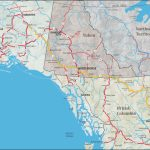 Alaska Maps: The Best City, Town And Highway Maps   Printable Map Of Alaska With Cities And Towns
