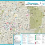 Albuquerque Maps | New Mexico, U.s. | Maps Of Albuquerque   Printable Map Of Albuquerque