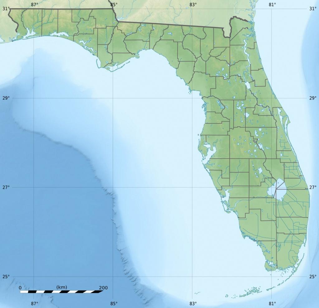 Amelia Island Light - Wikipedia - Amelia Island Florida Map