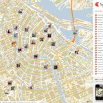 Amsterdam Printable Tourist Map | Sygic Travel   Printable Tourist Map Of Amsterdam