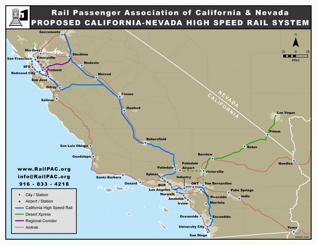 Amtrak Southern California Map Printable Map Southern California Www - Amtrak California Map