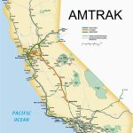Amtrak Stations In California Map California Amtrak Route Map Www   Map Of Amtrak Stations In Texas