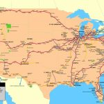 Amtrak Train Travel   How To Get Discount Tickets   Map Of Amtrak Stations In Texas