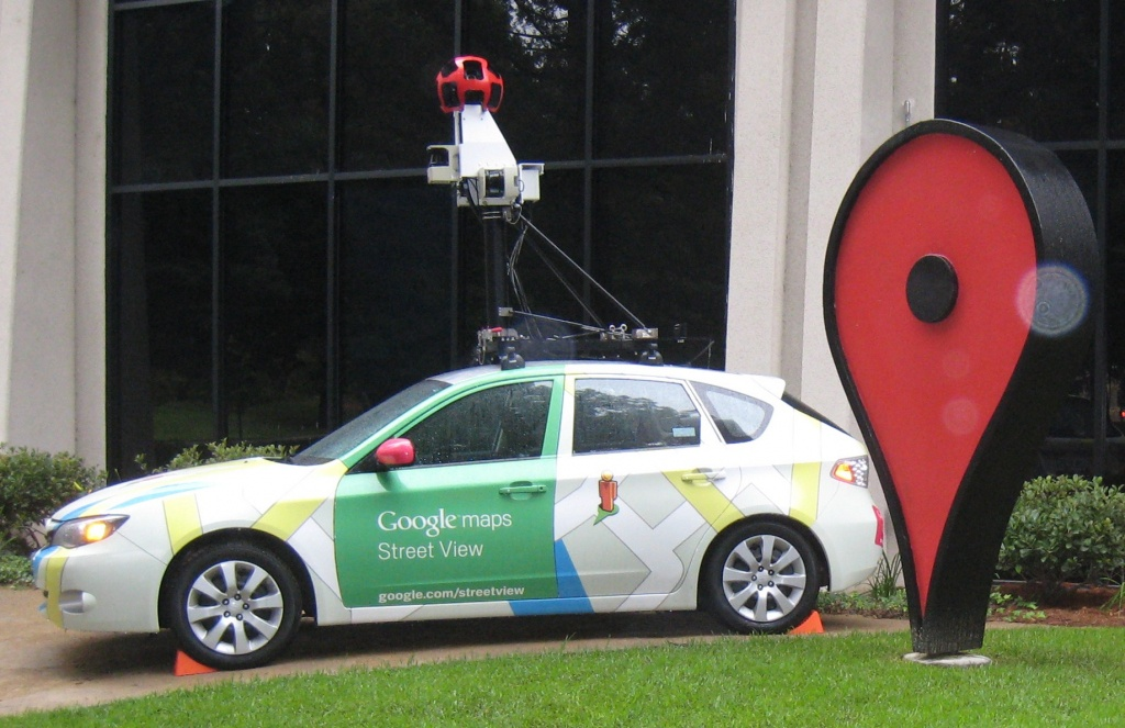 An Interview With A Google Street View Driver - The Message - Medium - Google Maps Street View Houston Texas