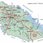 Angelina County | The Handbook Of Texas Online| Texas State   Google Maps Lufkin Texas