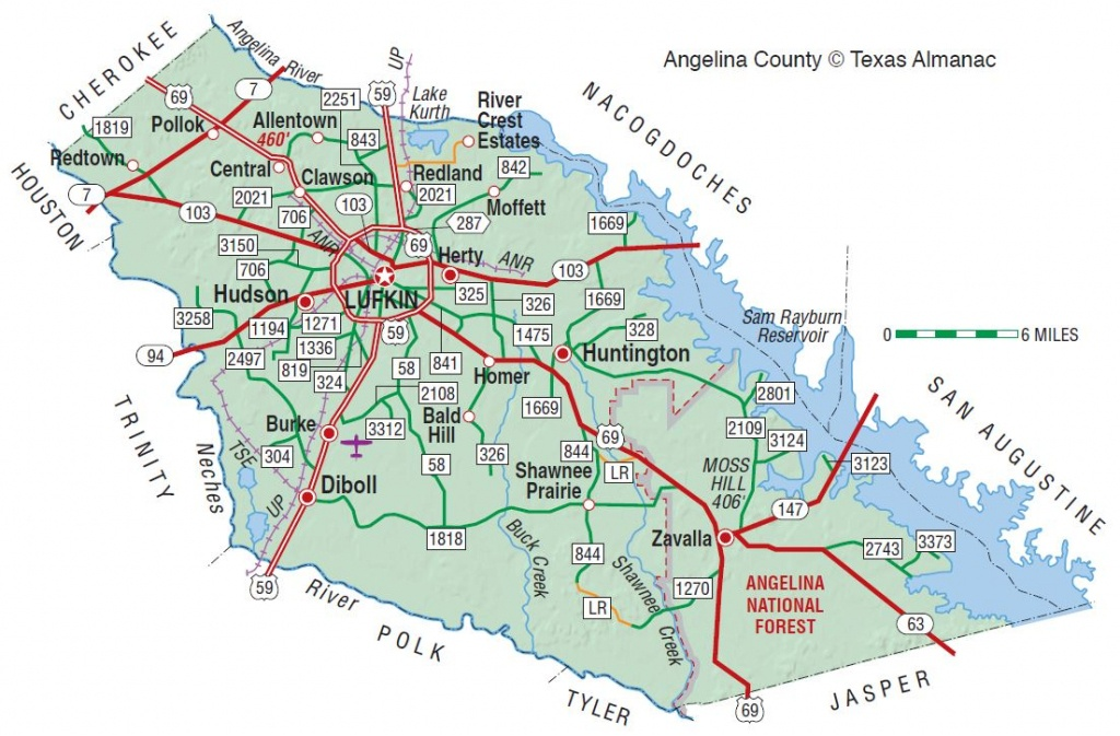 Angelina County | The Handbook Of Texas Online| Texas State - Google Maps Lufkin Texas