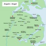 Anglia (Peninsula)   Wikipedia   Printable Map Of East Anglia