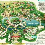 Animal Kingdom Map | Disney | Disney World Trip, Theme Park Map   Printable Disney Park Maps