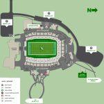 Apogee Stadium Map   University Of North Texas Athletics   University Of Texas Football Stadium Map