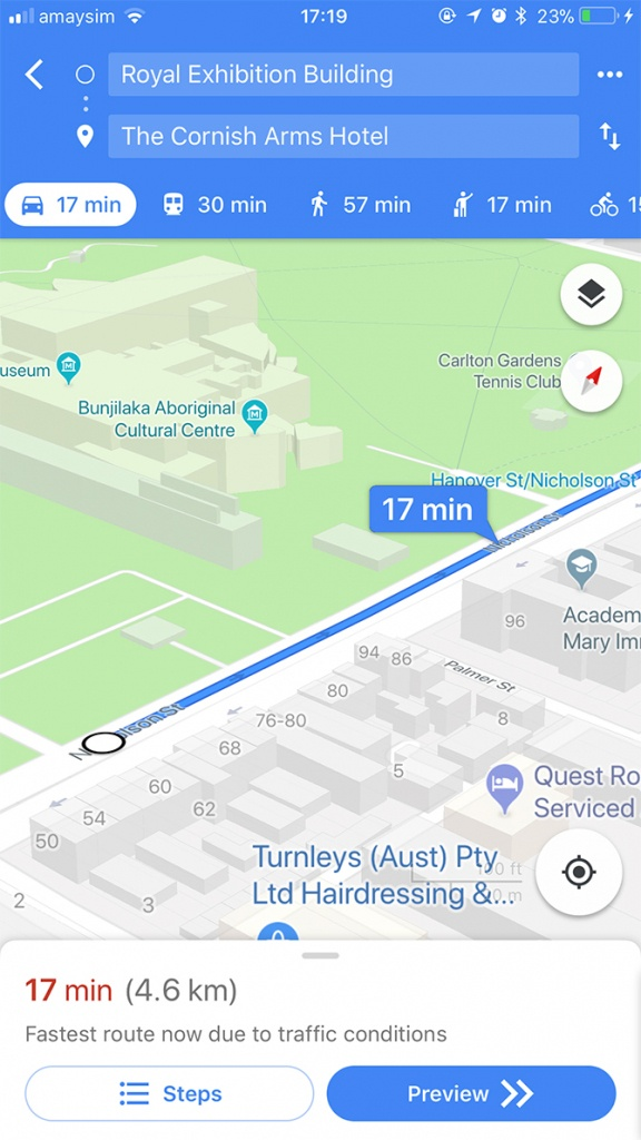 Apple Maps Vs. Google Maps: Is It Time To Switch? - Google Maps Driving Directions Texas