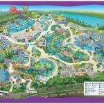 Aquatica Orlando Map   Map Of Aquatica Orlando (Florida   Usa)   Aquatica Florida Map