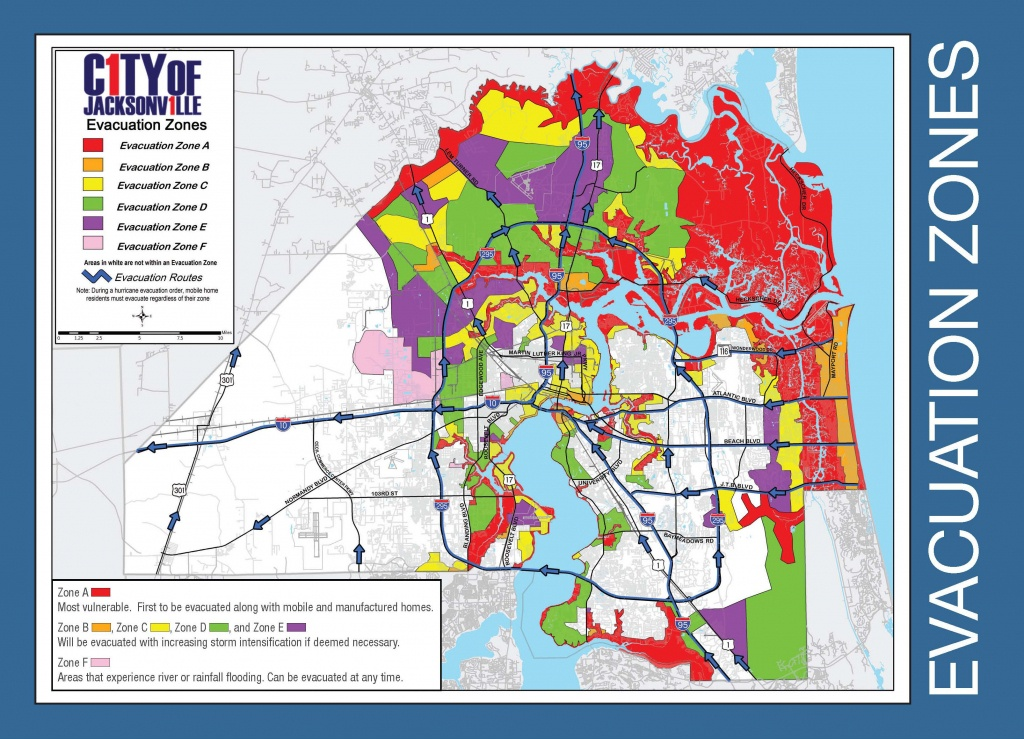 Are You In An Evacuation Zone? Click Here To Find Out - Florida Hurricane Evacuation Map