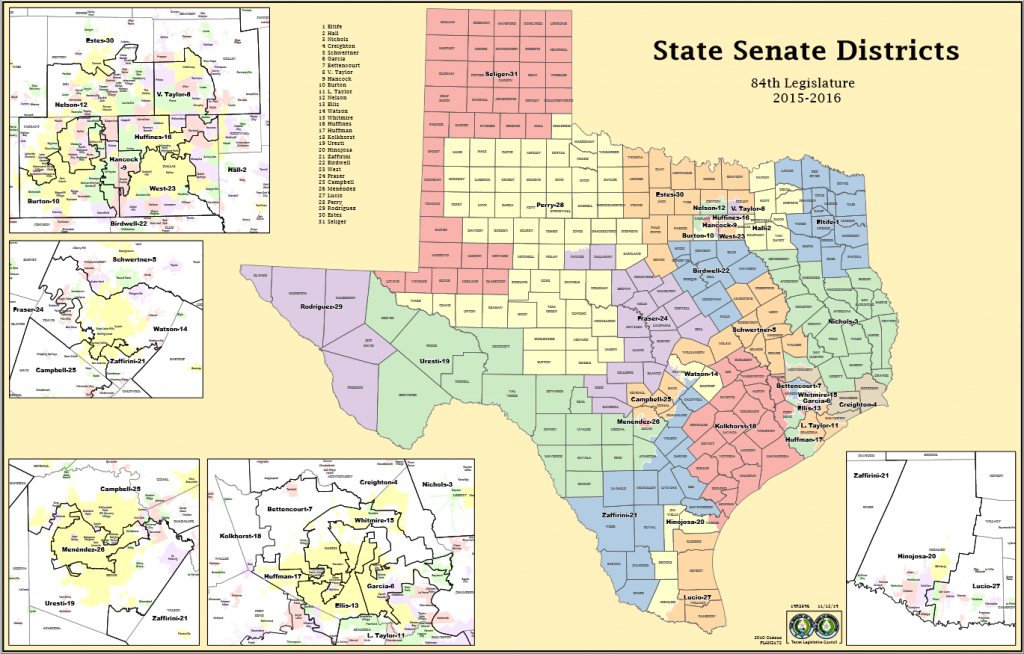 """Argument Preview: How To Measure """"one Person, One Vote"""" - Scotusblog - Texas State Senate District 10 Map"""