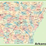 Arkansas Road Map   Arkansas Road Map Printable