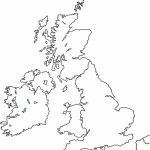 Astakos State Primary School   Scuola Primaria Statale Di Astakos   Blank Map Of Scotland Printable